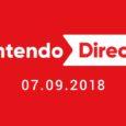 Nintendo hat soeben eine neue Ausgabe von Nintendo Direct für den 7. September um 0 Uhr deutscher Zeit angekündigt. Um Mitternacht in der Nacht von...