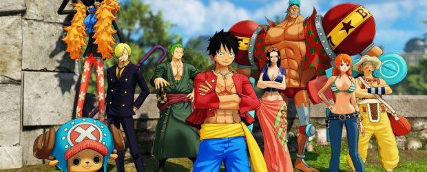 Bandai Namco hat kurz vor dem Release von One Piece World Seeker den Launchtrailer veröffentlicht, der auf den kommenden Freitag einstimmt.