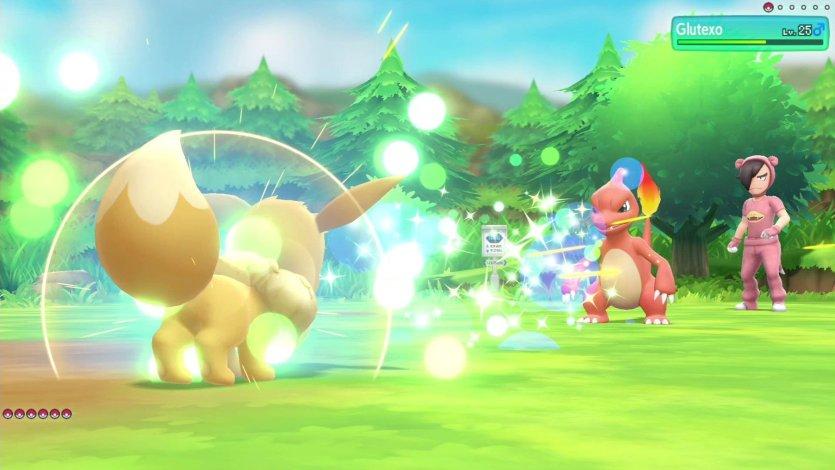 Pokemon Go Angriffe