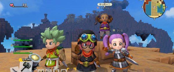 Außerdem gibt es ein siebenminütiges neues Gameplay-Video. Am 20. Dezember erscheint Dragon Quest Builders 2 in Japan für PS4 und Nintendo Switch.