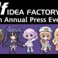 Am 8. November wird der Publisher Idea Factory International sein jährliches Presse-Event abhalten, das dieses Jahr zum fünften Mal in Folge ausgetragen...