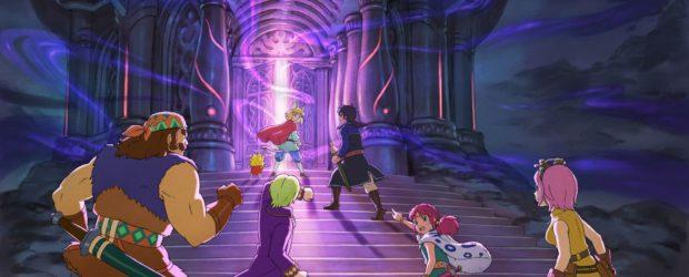 Neben dem Labyrinth gibt es auch neue Gameplay-Mechaniken.
