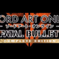 In Japan wird Sword Art Online: Fatal Bullet Complete Edition für PlayStation 4, Xbox One und PCs am 17. Januar 2019 erscheinen. Diese Version des Spiels...