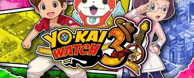 Seit letztem Freitag ist Yo-kai Watch 3 endlich auch bei uns für Nintendo 3DS erhältlich. In Japan erschien der Titel bereits am 16. Juli 2016, in Nordamerika...