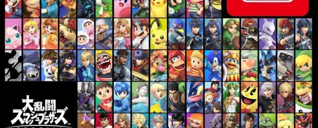 Nintendo hat einen japanischen Übersichtstrailer zu Super Smash Bros. Ultimate veröffentlicht, welcher in etwas mehr als sieben Minuten...