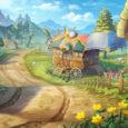 Es werden erstmals die neuen Charaktere Maana und Setia in Atelier Lulua erwähnt, zudem gibt es einige Details zur Synthese und zum Kampf.