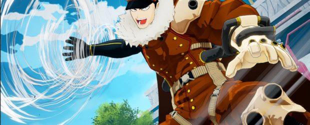 Neben den Bildern und einem konkreten Releasetermin gibt es auch einige Informationen zu seinen Macken und Fähigkeiten. Inasa Yoarashi, aka Gale Force...