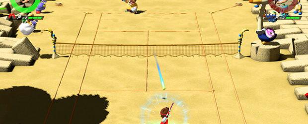 Drei neue Tennisspieler mischen den Platz auf!