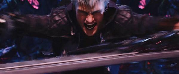 """Capcom veröffentlicht zwei neue Trailer zu Devil May Cry 5. Der erste zeigt eine Kollaboration mit HYDE von L'Arc-en-Ciel, aus der der Song """"Mad Qualia""""..."""