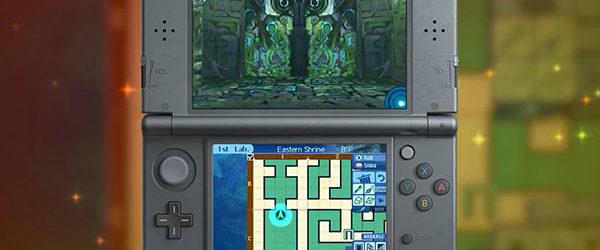 """Ihr entscheidet, ob ihr die Karten während einer Erkundung selbst zeichnet oder diese automatisch zeichnen lasst. Etrian Odyssey Nexus will die """"komplette..."""
