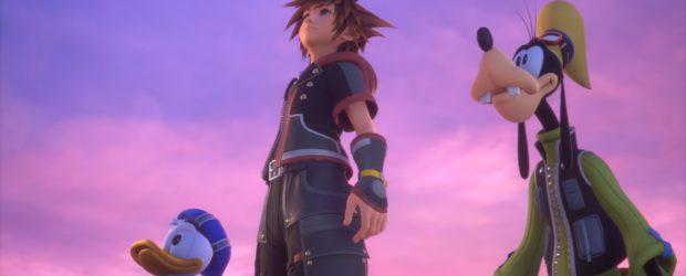Kurz nach dem Eröffnungsvideo zu Kingdom Hearts III gibt es heute weitere Bilder zum kommenden Spiel. Dabei sehen wir die Welten Arendelle...