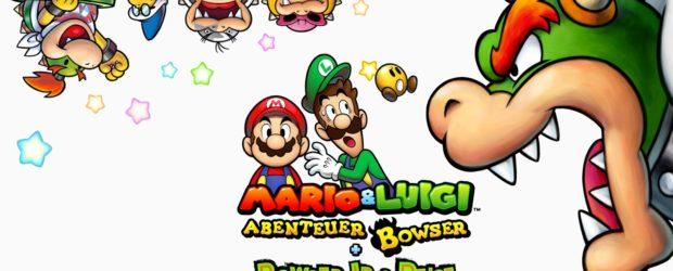 Rettet zusammen mit Bowser das Pilz-Königreich!