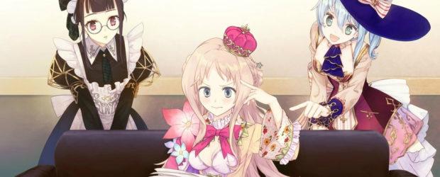 Vier neue Alchemistinnen helfen Nelke bei ihrer Mission.