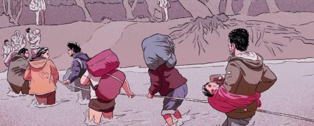 """Ein """"Instant-Messaging-Abenteuer"""" zum Syrienkonflikt."""