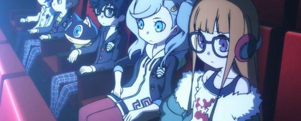 Der Persona-5-Cast findet sich in einem Kino wieder, das ein Geheimnis zu bergen scheint. Mysteriöse Personen und Filme, die betreten werden können.