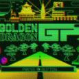 Rast in Golden Dragon GP mit Travis Touchdown.