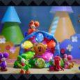 Yoshis neustes Abenteuer findet in einer Welt voller Alltagsgegenstände aus Pappe statt. So müssen die Spieler Hindernisse überwinden, Feinde...