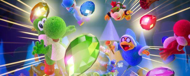 Nintendo hat einen neuen Trailer zu Yoshi's Crafted World veröffentlicht. Dieser richtet sich vor allem an Einsteiger der Serie und demonstriert diverse...