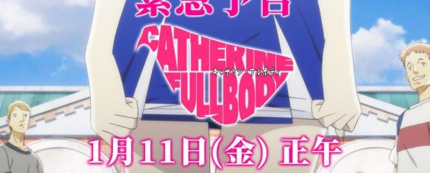 Atlus gab bekannt, dass es am 11. Januar eine neue Ankündigung zu Catherine: Full Body geben soll. Für weitere Details müssen wir uns wohl gedulden.