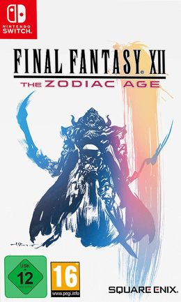 Final Fantasy XII The Zodiac Age für Switch