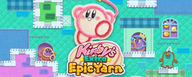 Nintendo gab nun bekannt, dass der 3DS-Titel Kirby und das extra magische Garn in einem ähnlichen Zeitraum wie Yoshi's Crafted World erscheint.