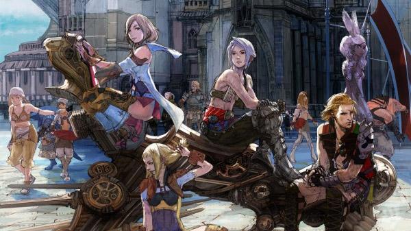 Final Fantasy 10 Rustung Mit 4 Freien Slots