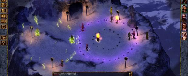 Dungeons-&-Dragons-RPG-Klassiker erobern die Konsolen.