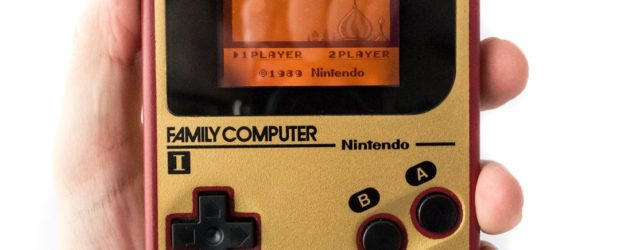 Es gibt viele begabte Tüftler, die alten Konsolen einen neuen Anstrich verpassen. GameBoy Kingdom gehört zu ebenjenen talentierten Künstlern.