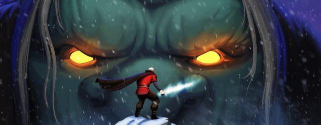 Das dänische Entwicklerstudio Zaxis Games kombiniert die Kunst des Comics mit nordischer Mythologie. Wartet hier ein weiteres Juwel der Indie-Szene?