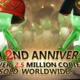 Das Action-Rollenspiel Nioh feiert sein zweijähriges Jubiläum. Mittlerweile hat sich das Spiel über 2,5 Millionen Mal verkauft. Dies gaben Koei Tecmo und...