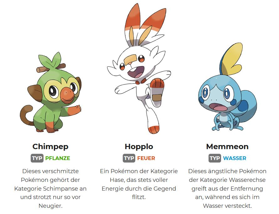 Unterschiede pokemon schwert schild