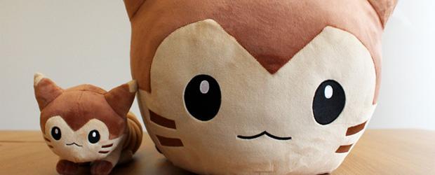 Das Pokémon Center in Japan hat ein lebensgroßes Plüschtier von Wiesenior angekündigt. Das Pokémon mit hat eine stolze Größe von 180 cm.