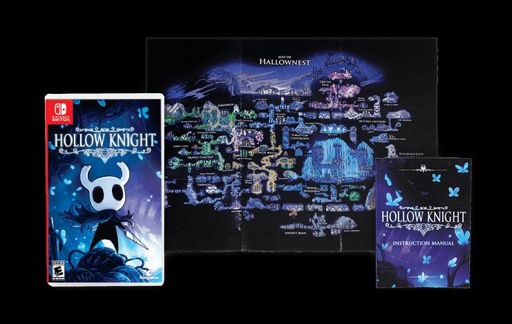Hollow Knight Erscheint Für PlayStation 4, Nintendo Switch