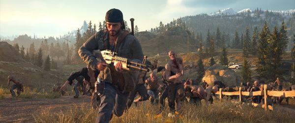 Three-in-a-row für das Zombie-Game von Sony.