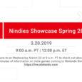 Nintendo wird am 20. März um 17:00 Uhr deutscher Zeit einen Livestream zu kommenden Indie-Spielen via YouTube abhalten. In der neuen 30-minütigen...