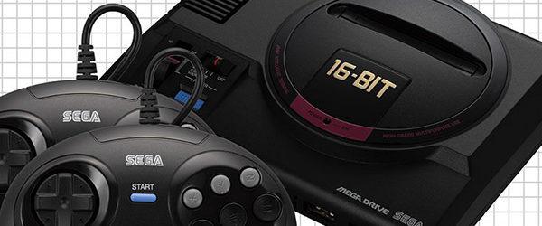 Auch diesmal unterscheidet sich wieder die japanische Auswahl von der westlichen. Das Sega Mega Drive Mini basiert auf dem originalen Model-1-Mega-Drive, der...