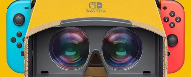 Seit dem 12. April können auch Switch-Spieler tiefer in die virtuelle Welt eintauchen.