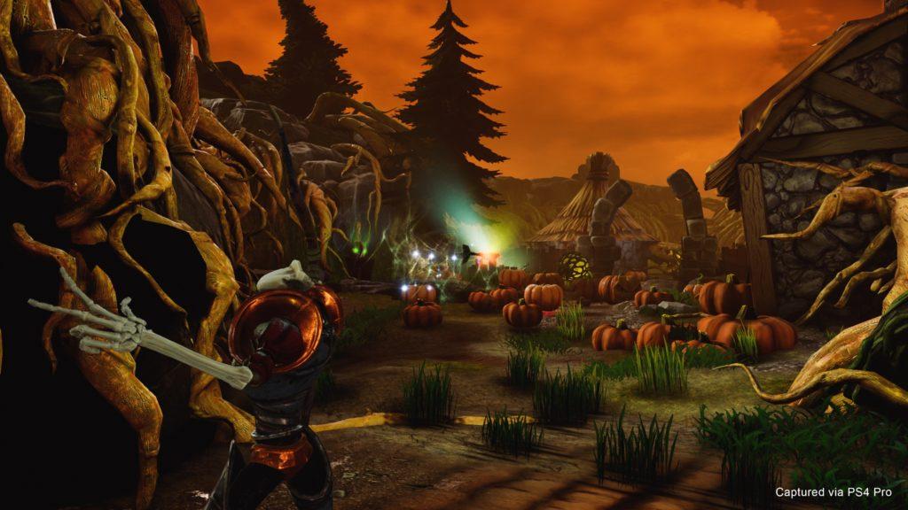 Medievil Erscheint Am 25 Oktober Für Playstation 4