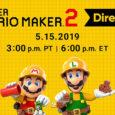 Am 16. Mai um 0 Uhr, also in der Nacht von Mittwoch auf Donnerstag, findet eine Spezialausgabe von Nintendo Direct statt, welche sich ganz Super Mario Maker 2...