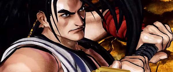 Der Ronin, sein Katana Fugudoku und sein Erzfeind.