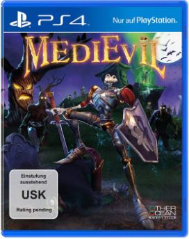 MediEvil Remake PS4