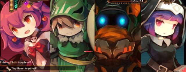 Für das Action-RPG Lapis x Labyrinth aus dem Hause Nippon Ichi durfte sich Hirokazu Itano in den Regiestuhl setzen und seine Ideen in einem Spiel verwirklichen.