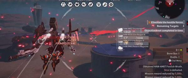 Nachdem nun der Erscheinungstermin von Daemon X Machina bekannt ist, gibt es aus dem Nintendo Treehouse ein neues Video aus dem kommende Action-Spiel...