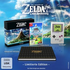 Zelda: Links Awakening - Limited Edition