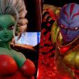 Erschaffen von Dragon-Ball-Schöpfer Akira Toriyama.