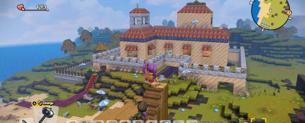 Dragon Quest Builders 2 bietet wie der Erstling eine Einzelspielerkampagne, diesmal aber auch einen richtigen Mehrspieler-Baumodus. Im Online...