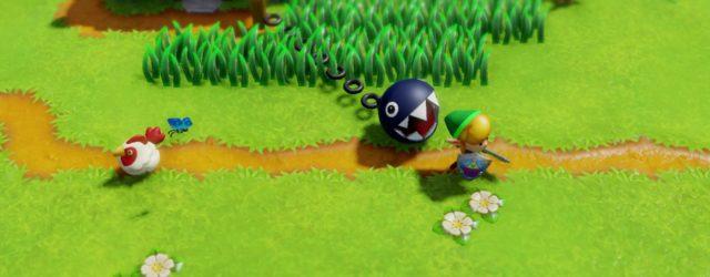 """Auf dem Post-E3-Event von Nintendo konnten wir am 26. Juni 2019 das Remake des Game-Boy-Klassikers """"The Legend of Zelda: Link's Awakening"""" anspielen..."""