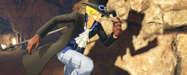 Im Laufe des Jahres folgen noch zwei weitere Episoden mit Sabo und Law, wobei es nun erste Bilder von Bandai Namco zur Episode mit Sabo gibt...