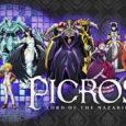 Bereits am 25. Juli wird das nun angekündigte Picross Lord of the Nazarick weltweit digital für Nintendo Switch erscheinen. Das Puzzle-Spiel im Picross-Prinzip...