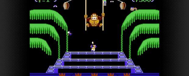 Als Mario und Luigi noch die Drecksarbeit machen mussten.